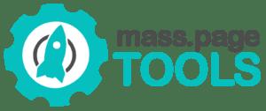 mass page tools logo